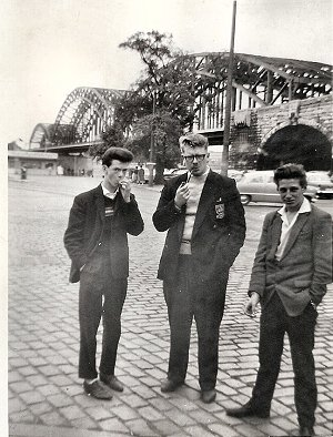 1961 Germany trip