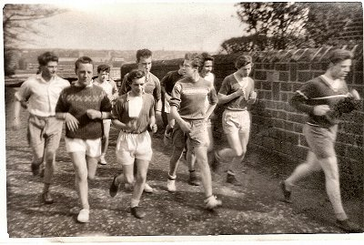 Cross Country 1961