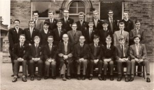 Lower Sixth 1961