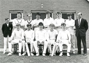 Senior Cricket 1964